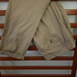 Old navy khaki slacks size 18